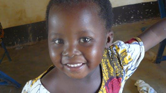 Bébés d'Afrique