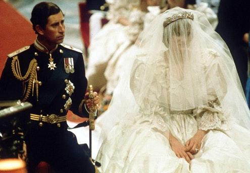 Diana et Charles