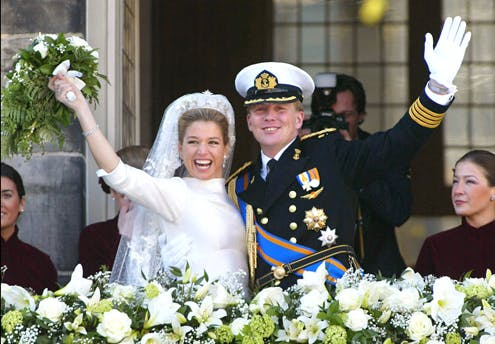 Máxima et Willem-Alexander