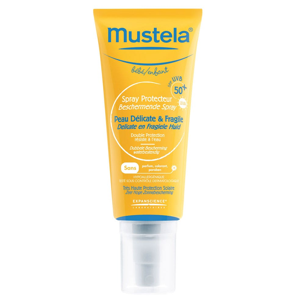 Spray peau délicate et fragile