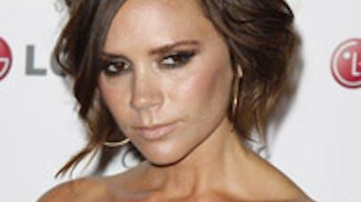 Victoria Beckham : une fille !