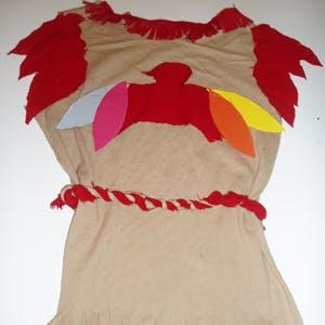 Ma robe indienne
