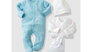 La tenue pour la salle de naissance