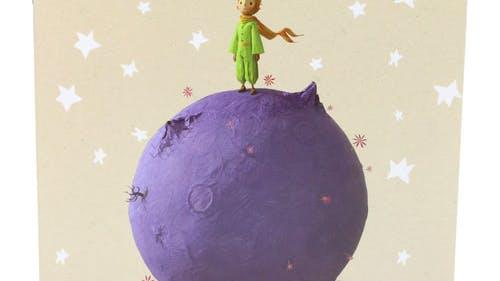Cahier de dessin Le Petit Prince