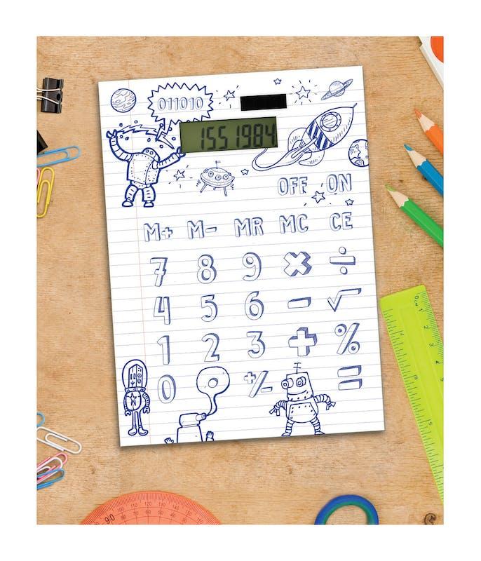 Calculatrice DIY