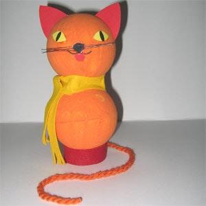 Le chat qui rit