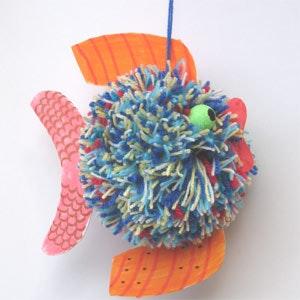 Mon poisson pompon