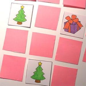 Memory de Noël