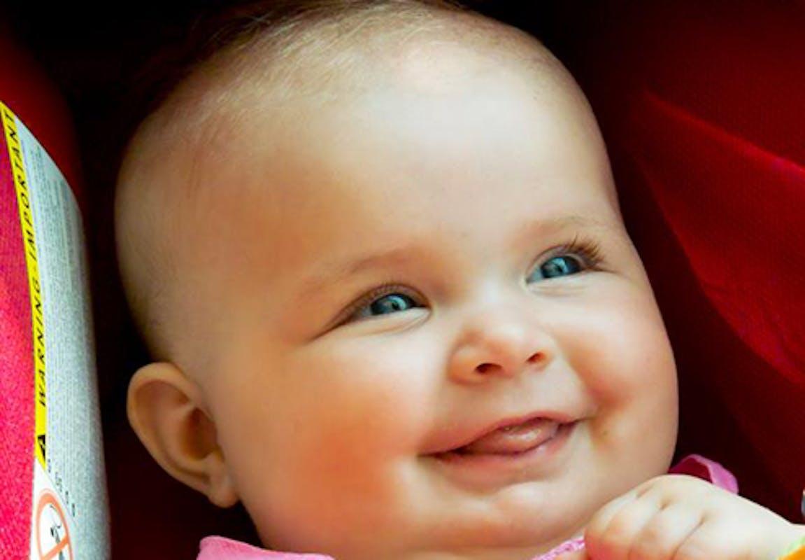 Agathe (6 mois)