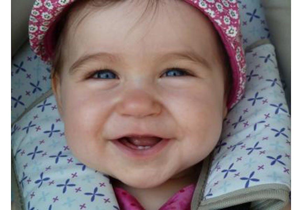 Charlotte (8 mois)
