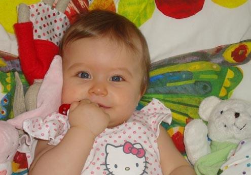 Eva (8 mois)
