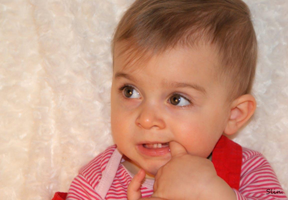 Gabrielle (11 mois)