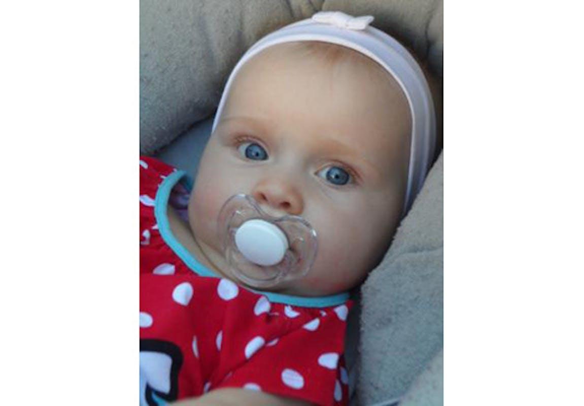 Léa (7 mois)