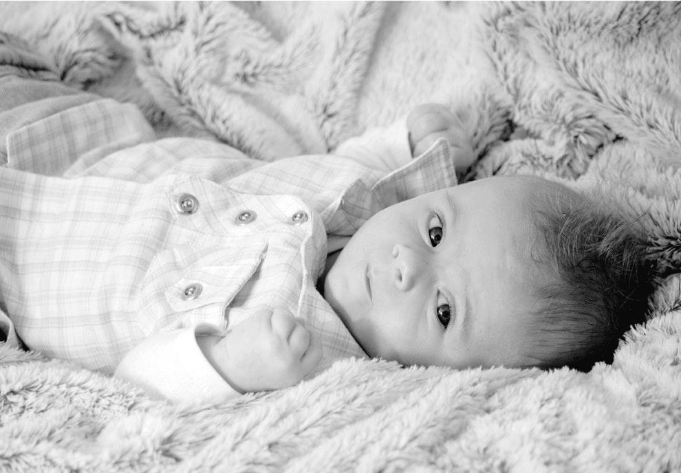 Lilian (3 mois et demi)