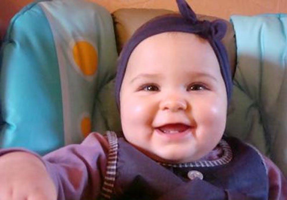 Lya (11 mois)