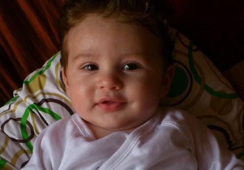 Noah (3 mois)