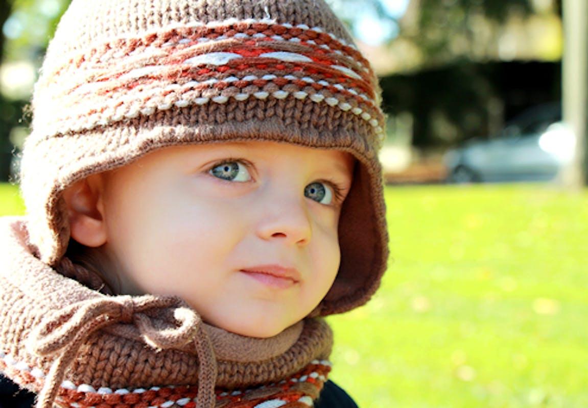 Timothé (2 ans et demi)