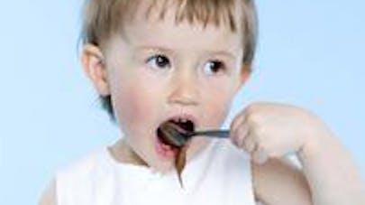 Les bambins accros au goûter