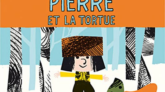 Pierre et la tortue en CD