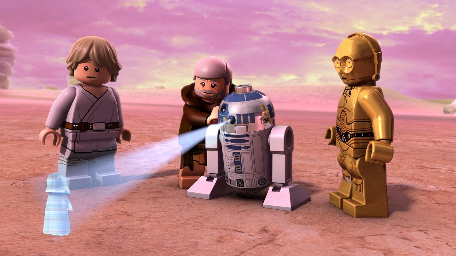 Star Wars : les contes des droïdes