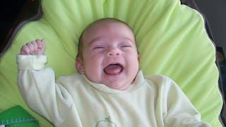 Annaëlle, 3 mois