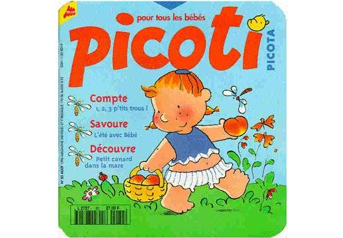 Les magazines pour enfants