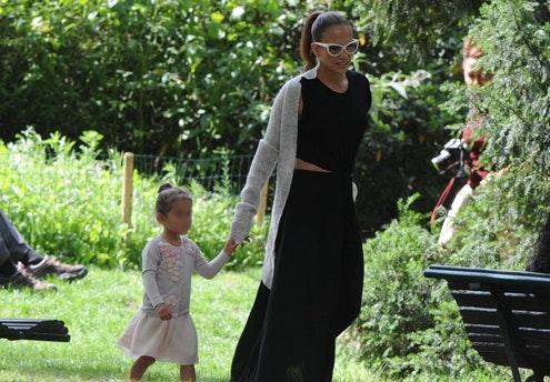 Emme et Max, les jumeaux de Jennifer Lopez