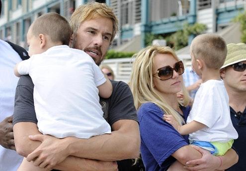 Jayden James, le fils de Britney Spears
