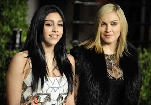 Lourdes, la fille de Madonna