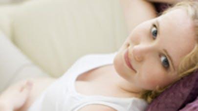 Greffe d'utérus réussie