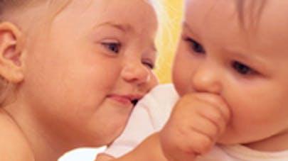 Deux bébés bientôt français