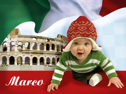 prénoms italiens