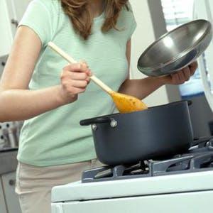 La cuisson à l'étouffée pour Bébé