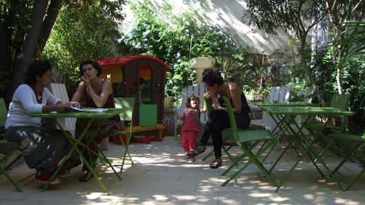 Les cafés pour enfants et parents