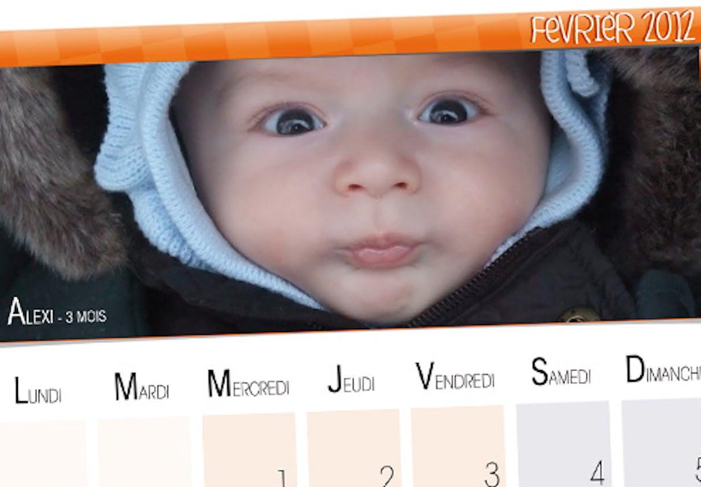 Alexi, 3 mois