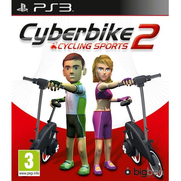Cyberbike 2 sur PS3