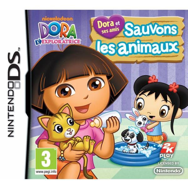 Dora, Sauvons les animaux sur DS