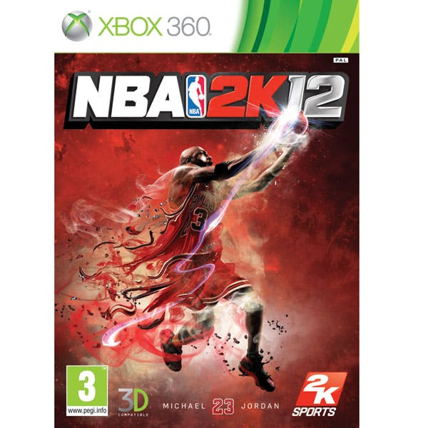 NBA 2K 12 sur XBOX 360