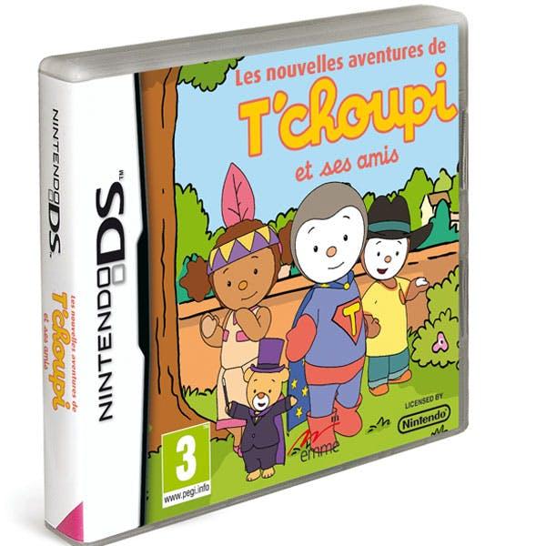 T'Choupi et ses amis sur DS