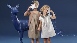 Tenues de fêtes « petites filles modèles »