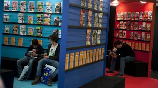 Le Salon du Livre de Montreuil