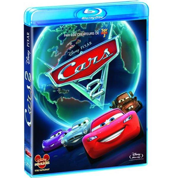 Cars 2 en Blu Ray