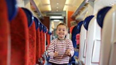 L'avion plus cher pour Bébé