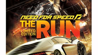 Need For Speed the Run, sur PS3