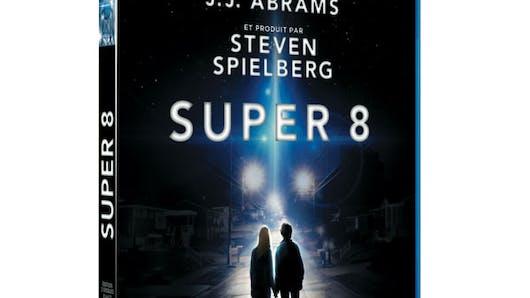 Super 8, en Blu Ray