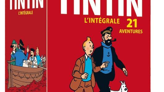 Tintin, L'intégrale de l'animation en Blu-ray