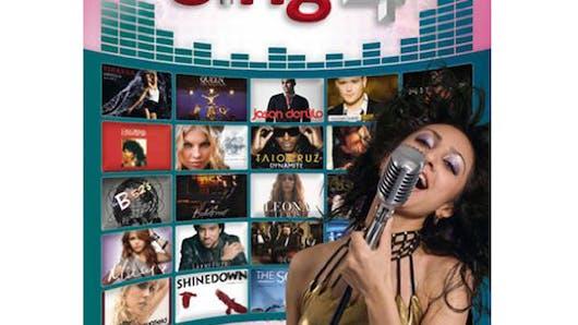 Sing 4 sur Wii