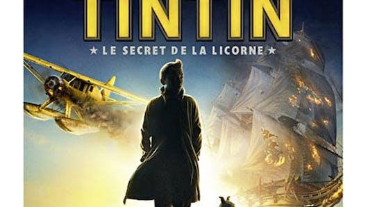 Tintin et le secret de la Licorne sur PS3