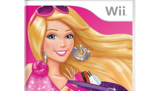 Barbie, Star de la mode sur Wii