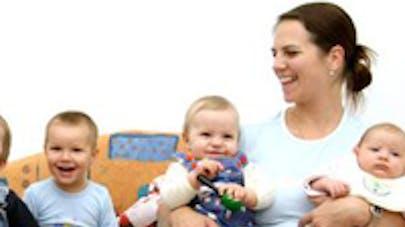 4 bébés : bon pour le cœur ?